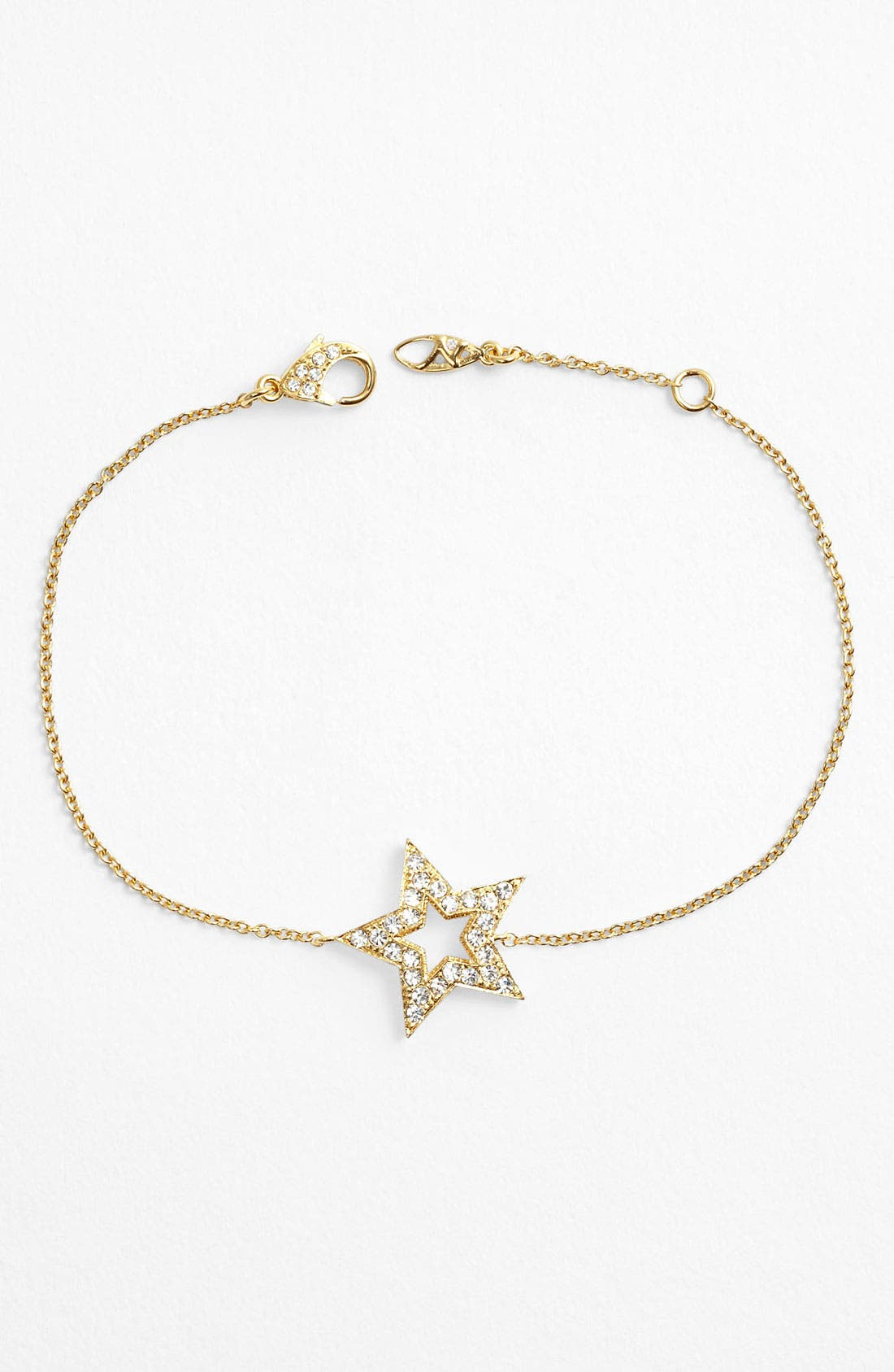 Alternate Image 1 Selected - Nadri Star Station Bracelet (Nordstrom Exclusive)