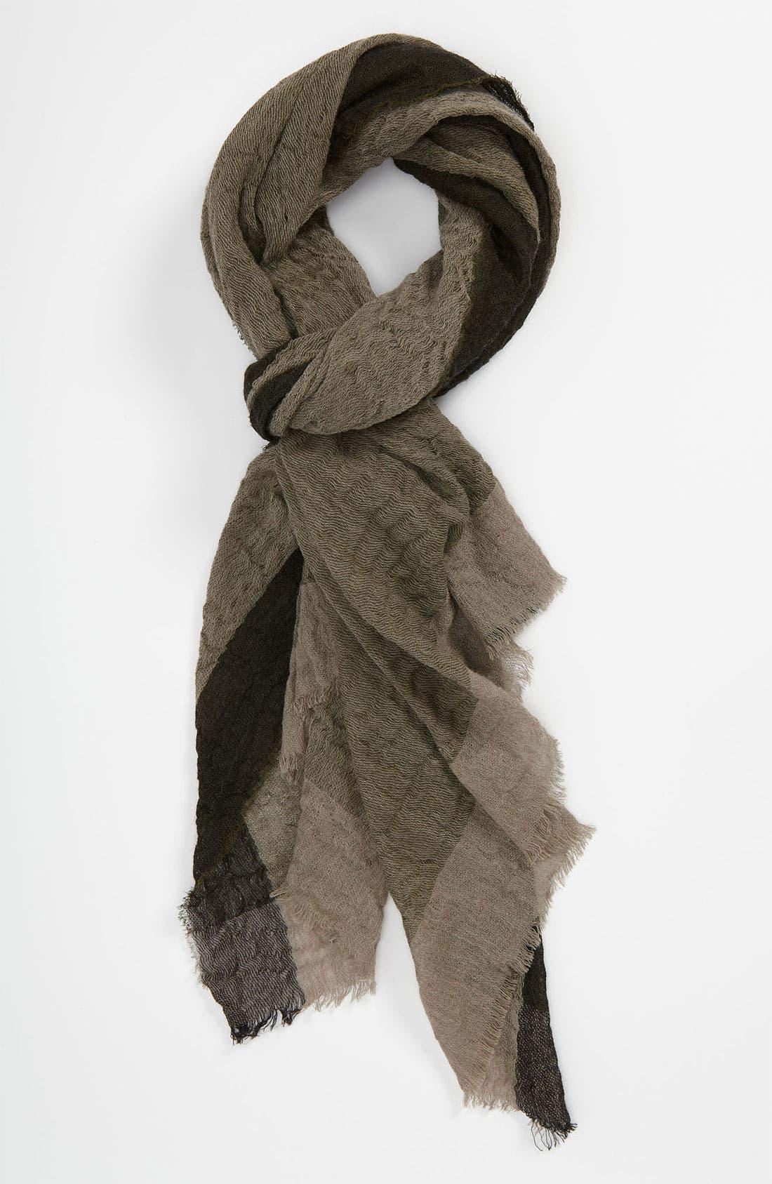 Main Image - rag & bone Wool Blend Scarf