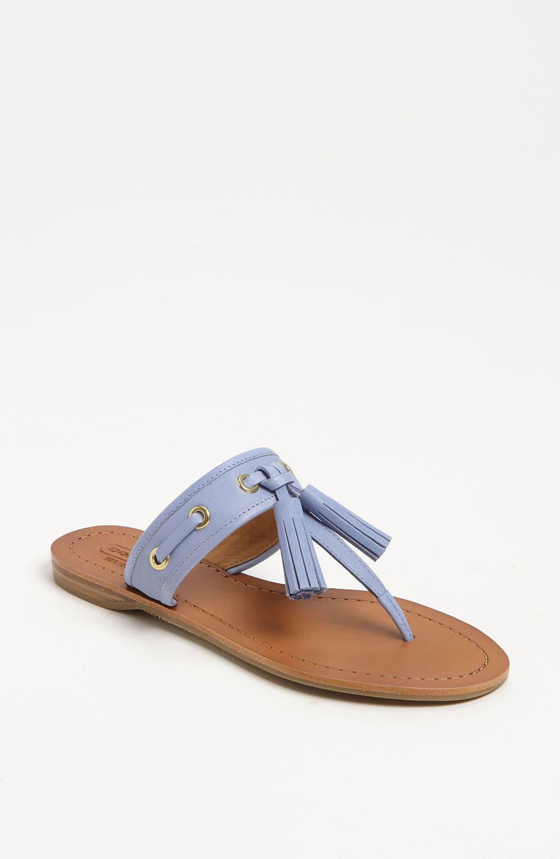 Main Image - COACH 'Sheena' Sandal