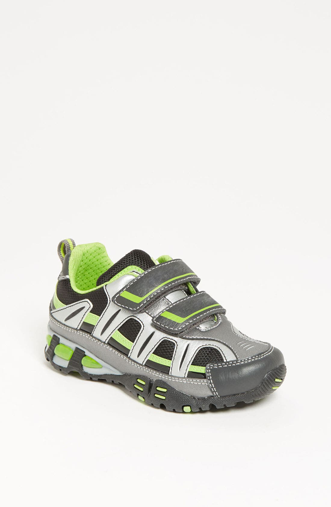 Alternate Image 1 Selected - Geox 'Light Eclipse 14' Light-Up Sneaker (Toddler, Little Kid & Big Kid)