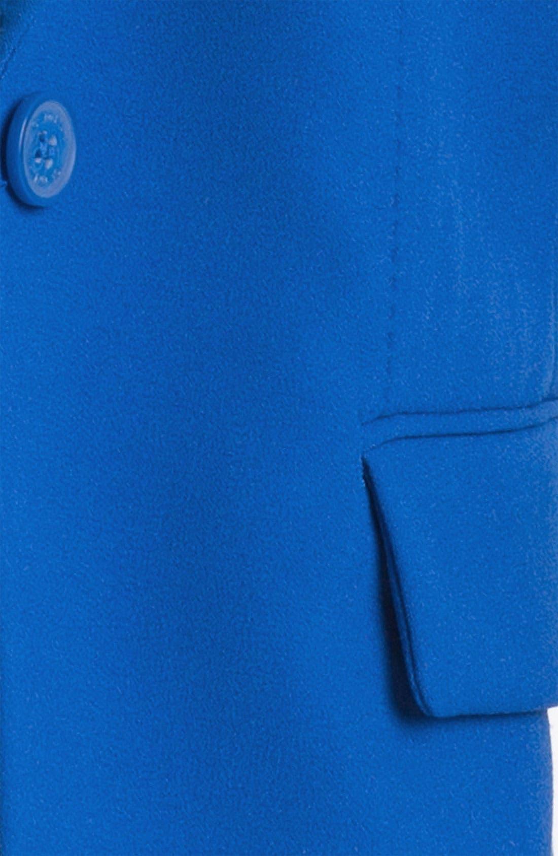 Alternate Image 3  - Calvin Klein One Button Jacket