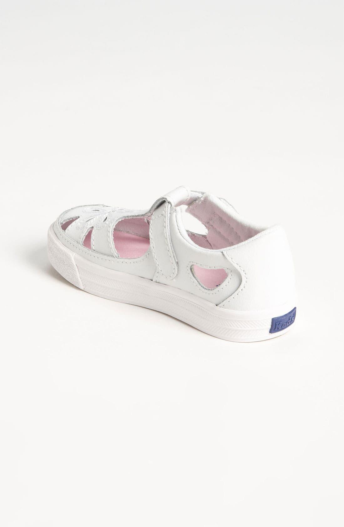 Alternate Image 2  - Keds® 'Adelle' Slip-On (Baby, Walker & Toddler)