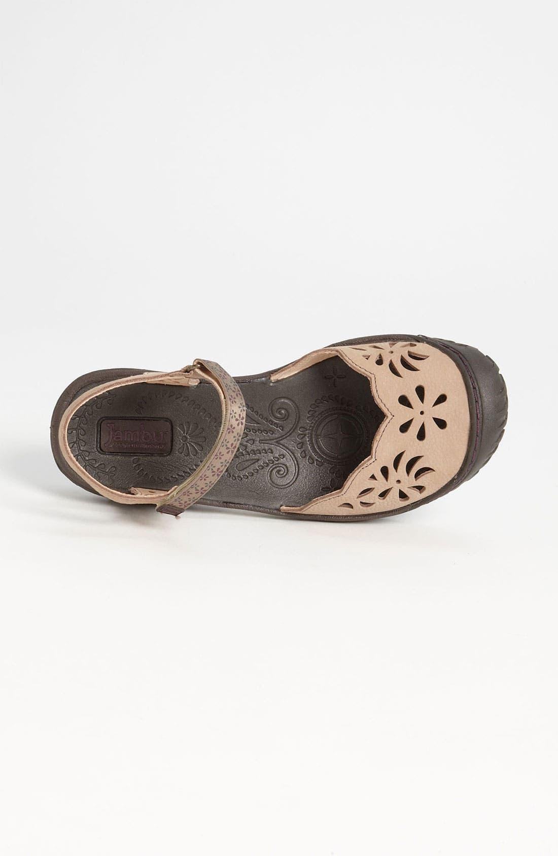 Alternate Image 3  - Jambu 'Ocean' Sandal