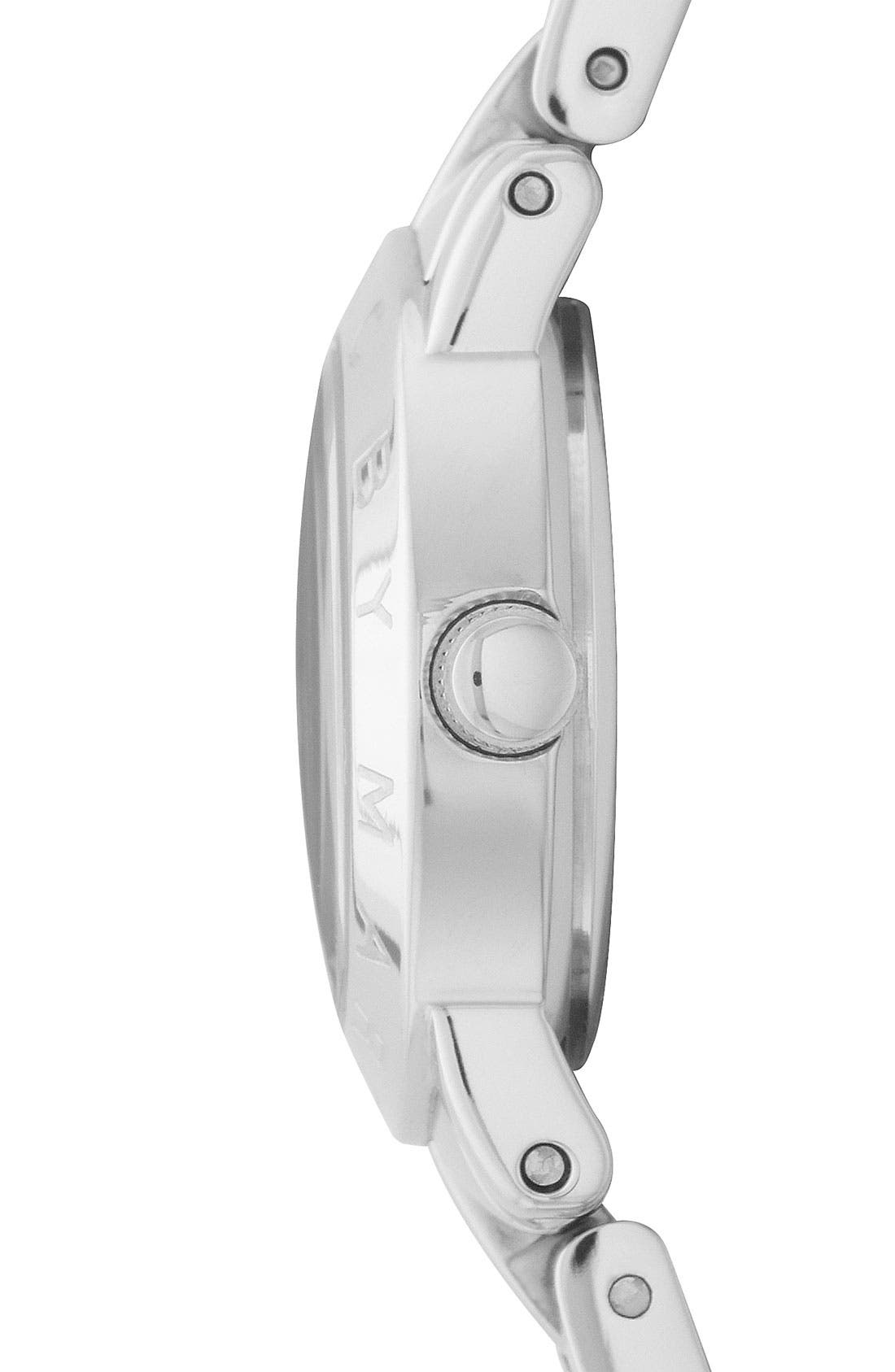 Alternate Image 2  - MARC BY MARC JACOBS 'Small Dexter Amy' Round Bracelet Watch