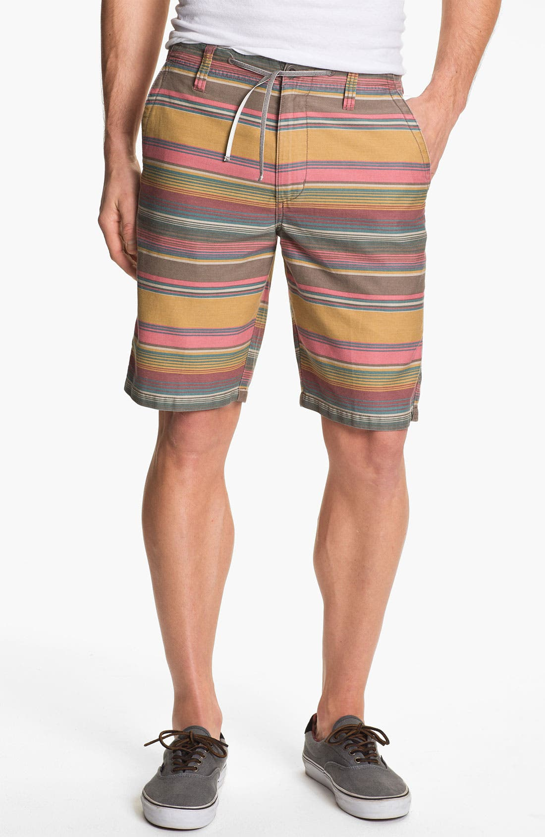 Alternate Image 1 Selected - Quiksilver 'Snappa' Shorts