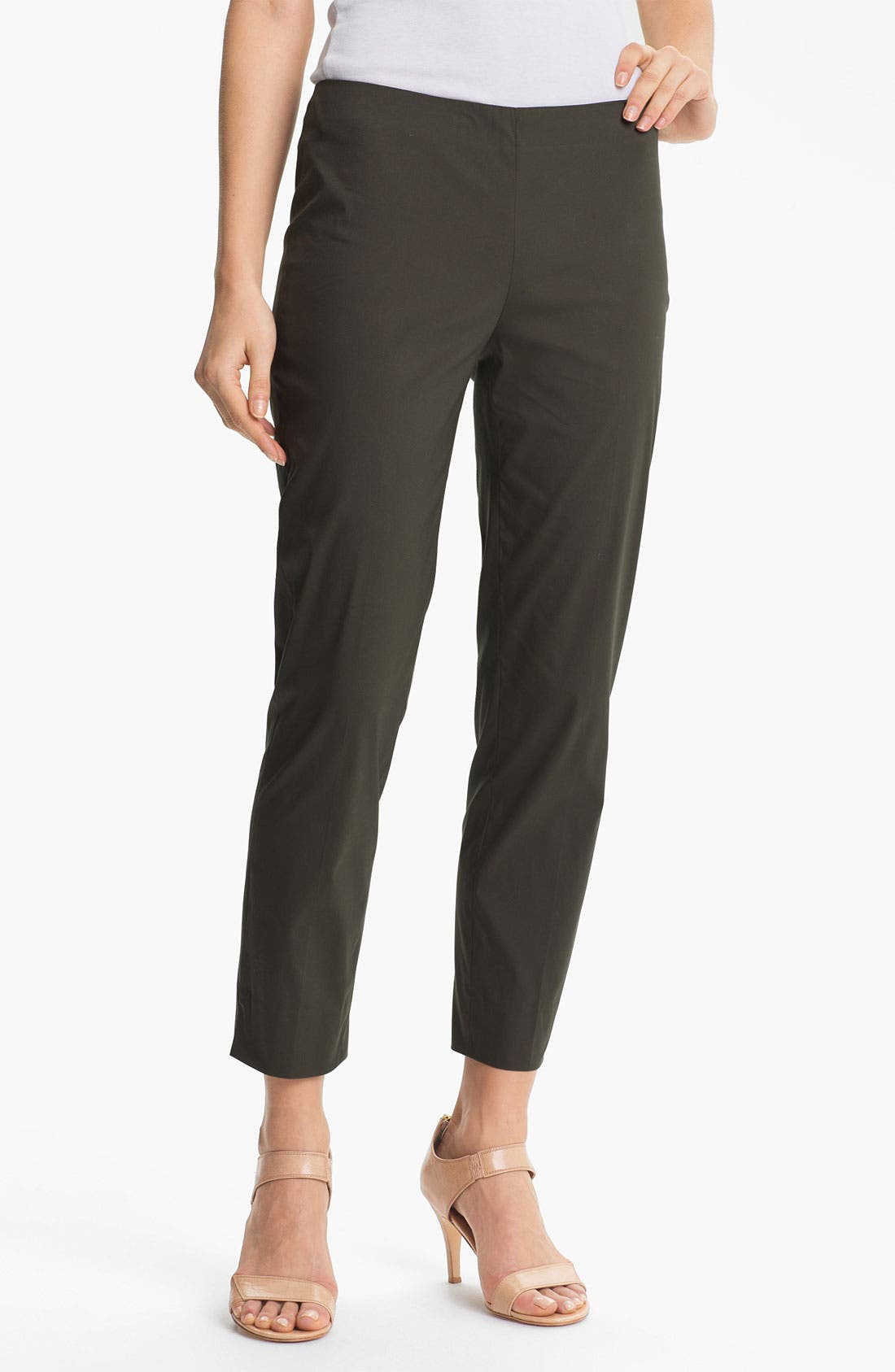 Main Image - Lafayette 148 New York 'Stanton' Pants (Online Only)