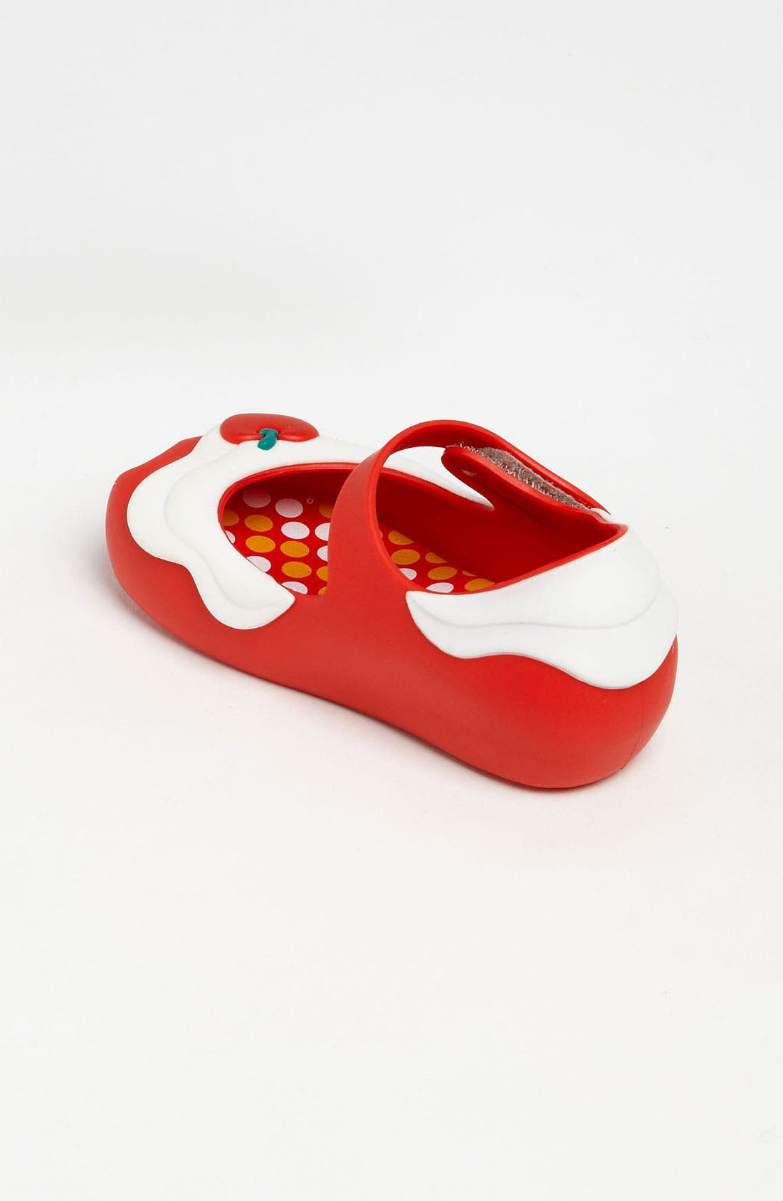 Alternate Image 2  - Mini Melissa 'Ultragirl III' Slip-On (Walker & Toddler)
