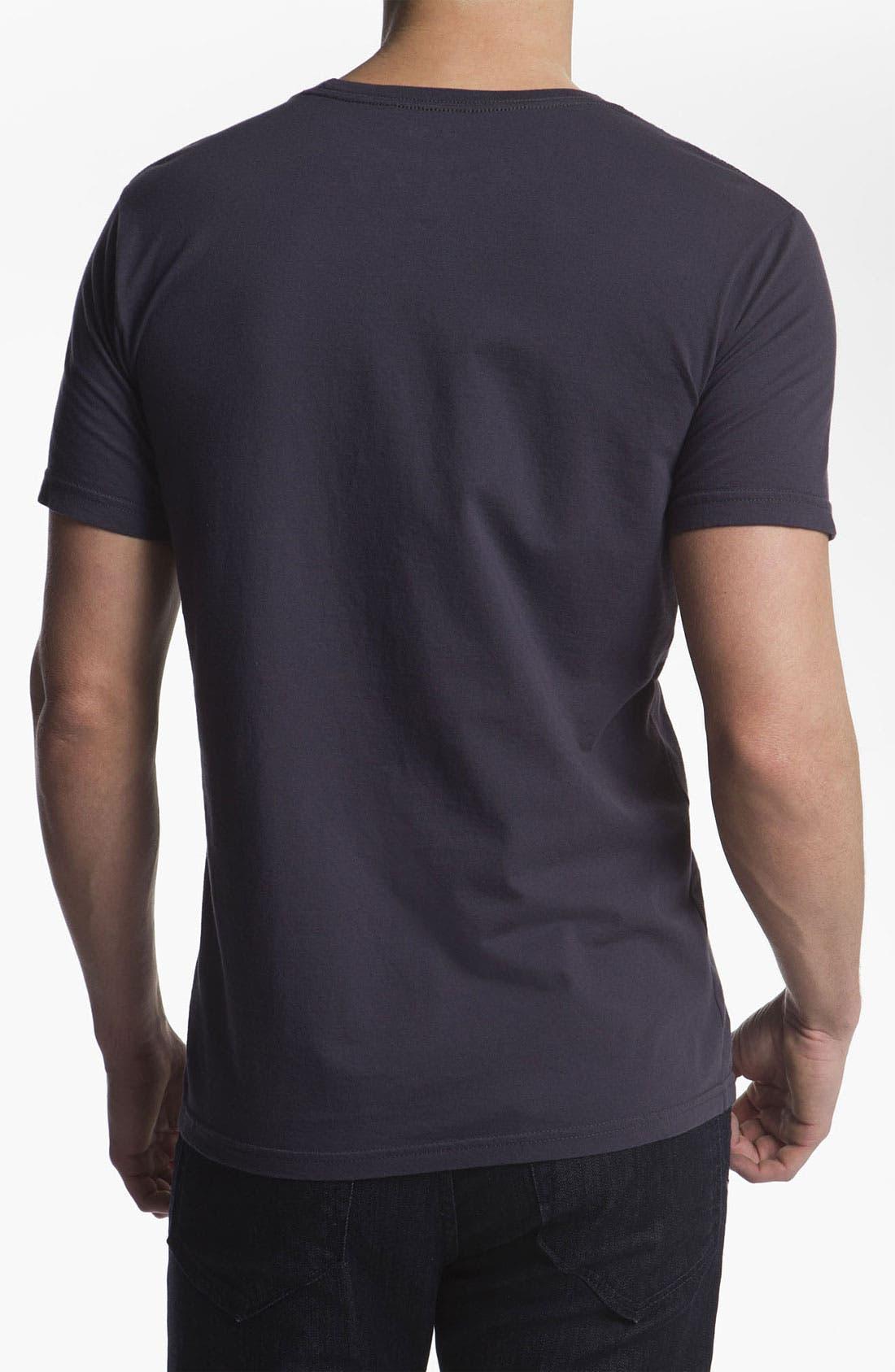 Alternate Image 2  - RVCA 'Lines & Lines' T-Shirt