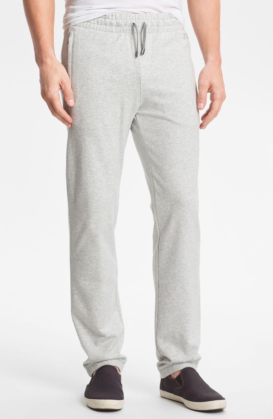Alternate Image 1 Selected - Zegna Sport Cotton Blend Lounge Pants