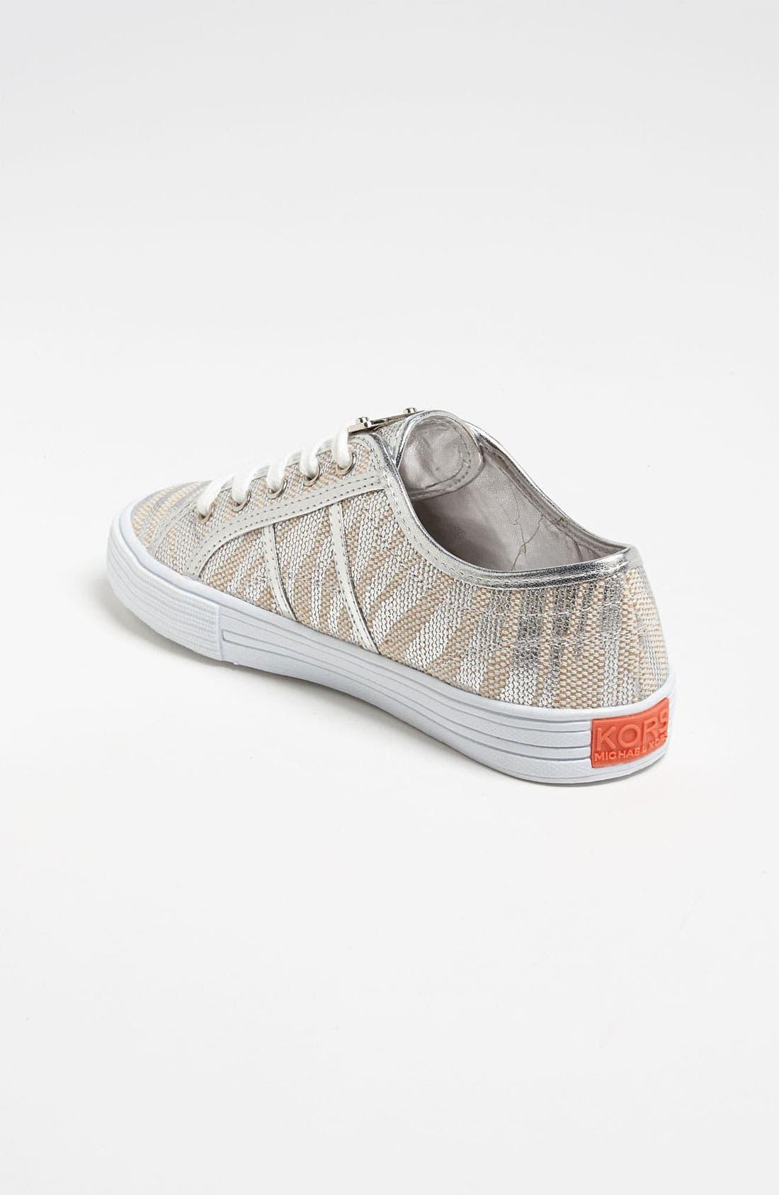 Alternate Image 2  - KORS Michael Kors 'Snapdragon' Sneaker (Toddler, Little Kid & Big Kid)