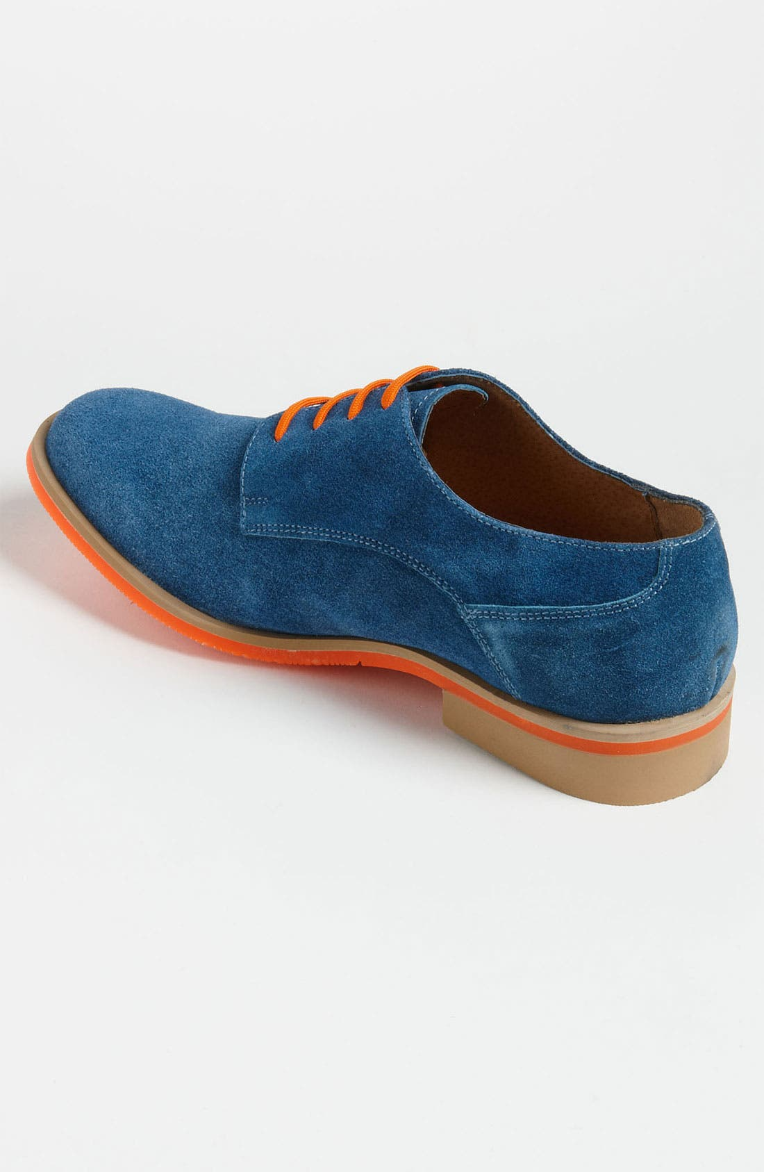 Alternate Image 2  - J.D. Fisk 'Callum' Suede Buck Shoe