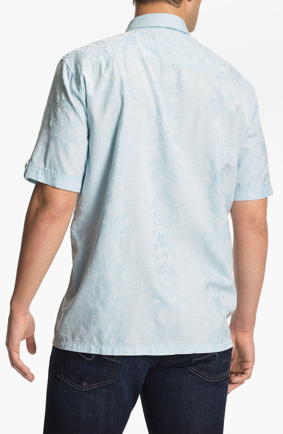 Alternate Image 2  - Tommy Bahama 'Bali Blogger' Campshirt (Big & Tall)