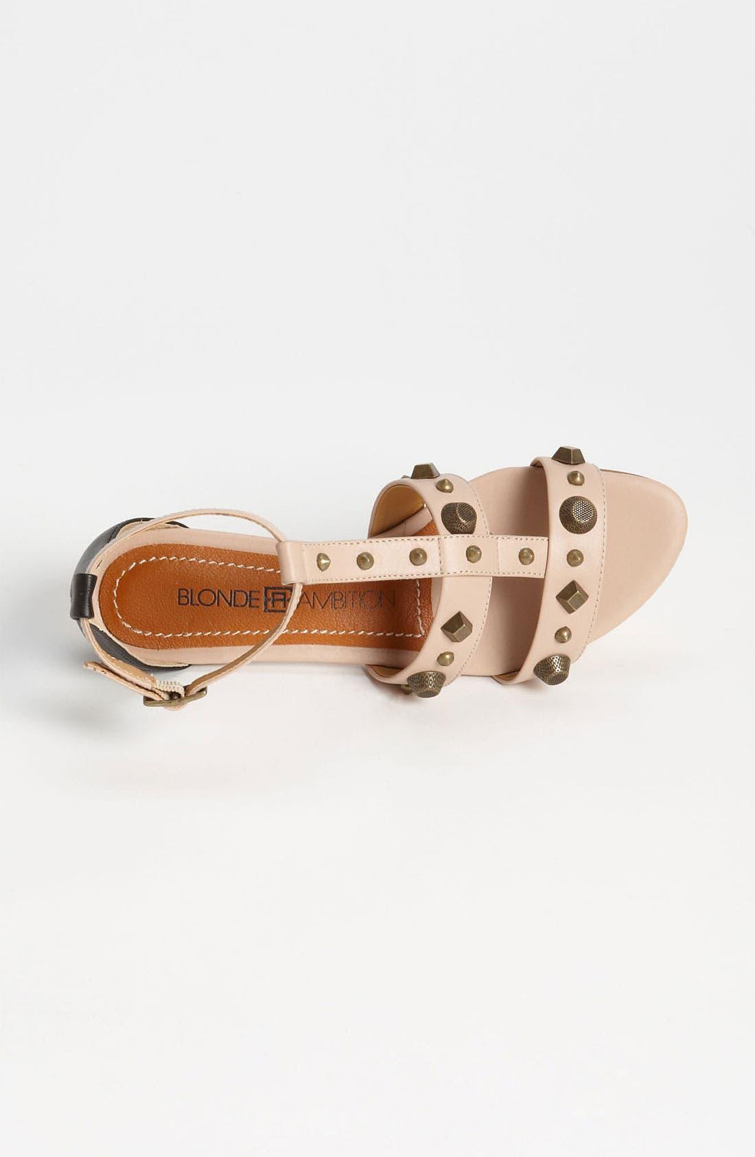 Alternate Image 3  - Blonde Ambition 'Veracruz' Sandal