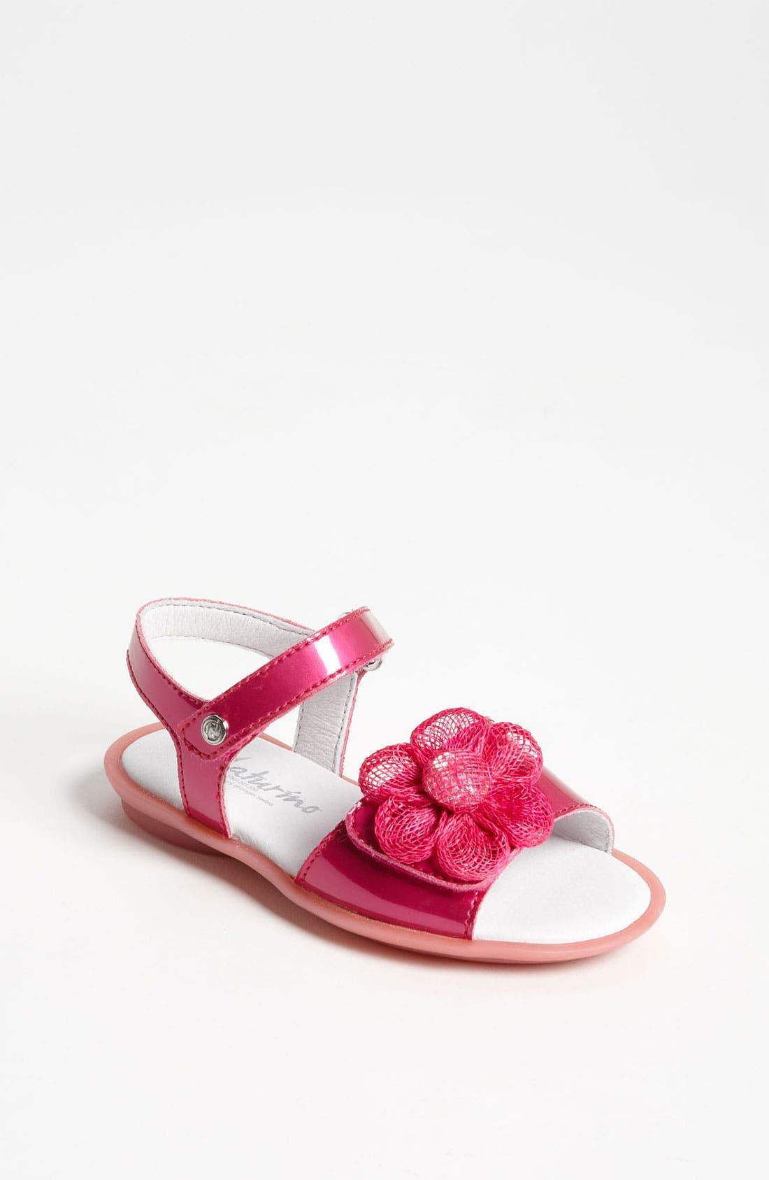 Main Image - Naturino '3022' Sandal (Toddler)