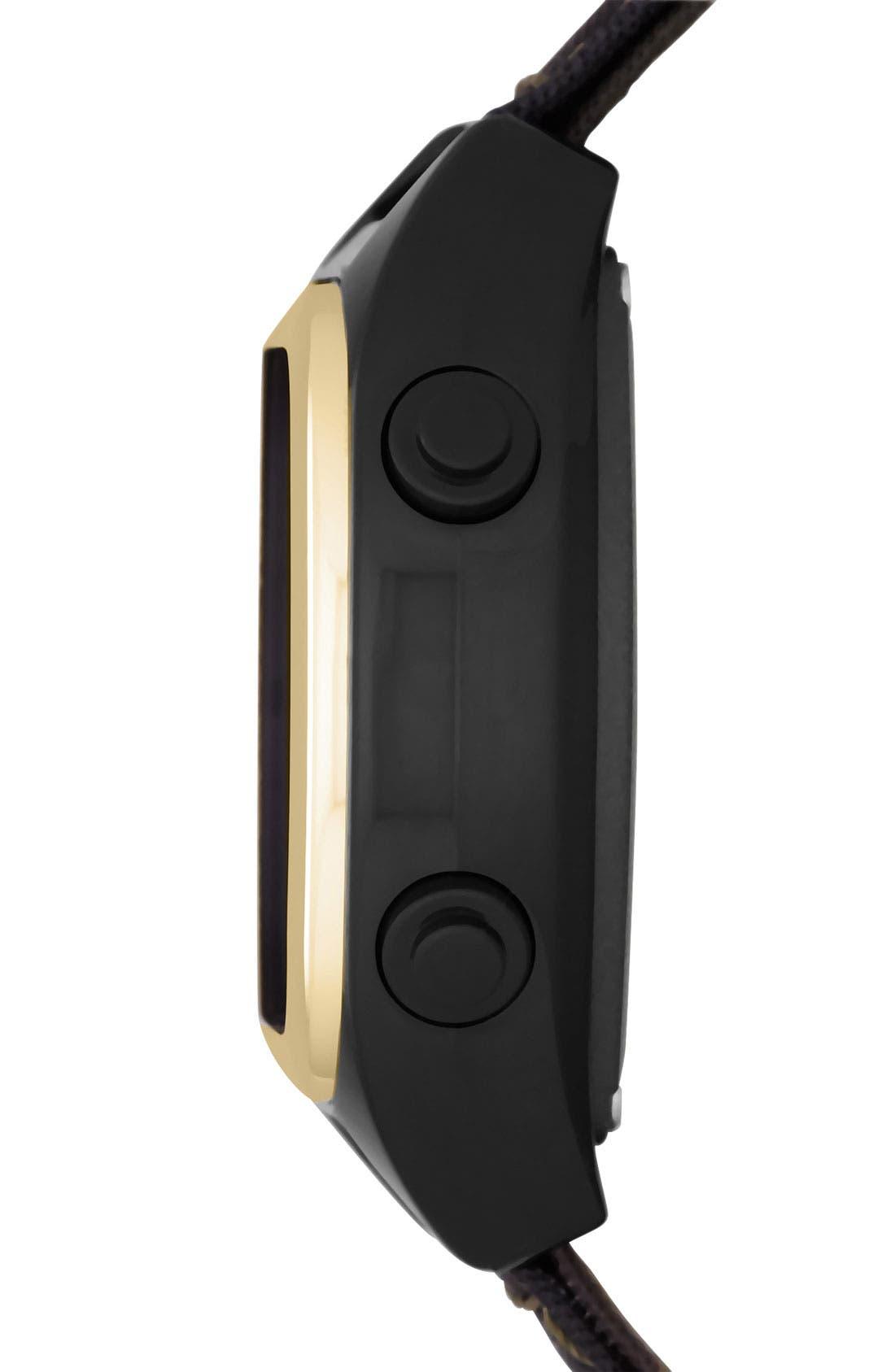 Alternate Image 2  - adidas Originals 'Sydney' Digital Camo Strap Watch