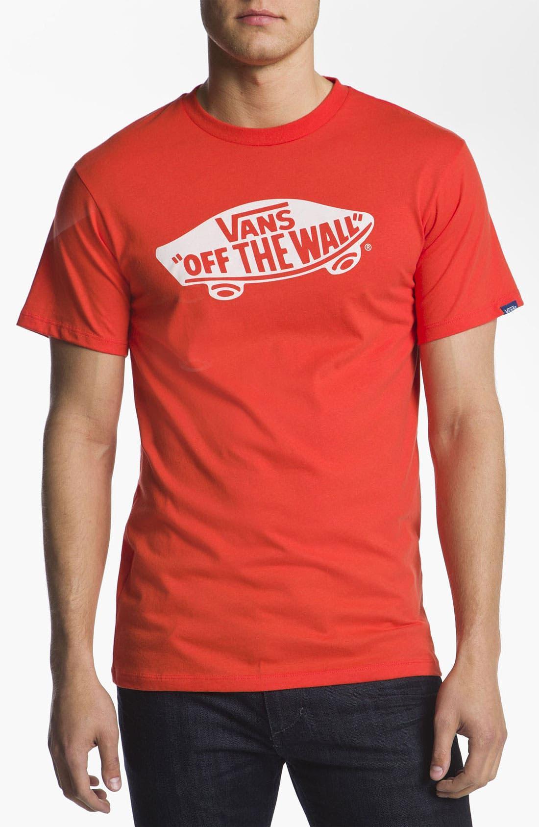 Alternate Image 1 Selected - Vans 'OTW' T-Shirt