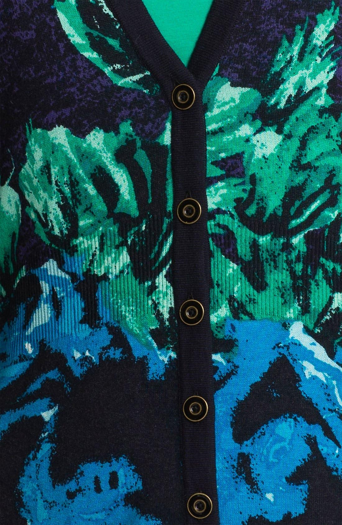 Alternate Image 3  - Nic + Zoe 'Marina' V-Neck Cardigan (Petite)