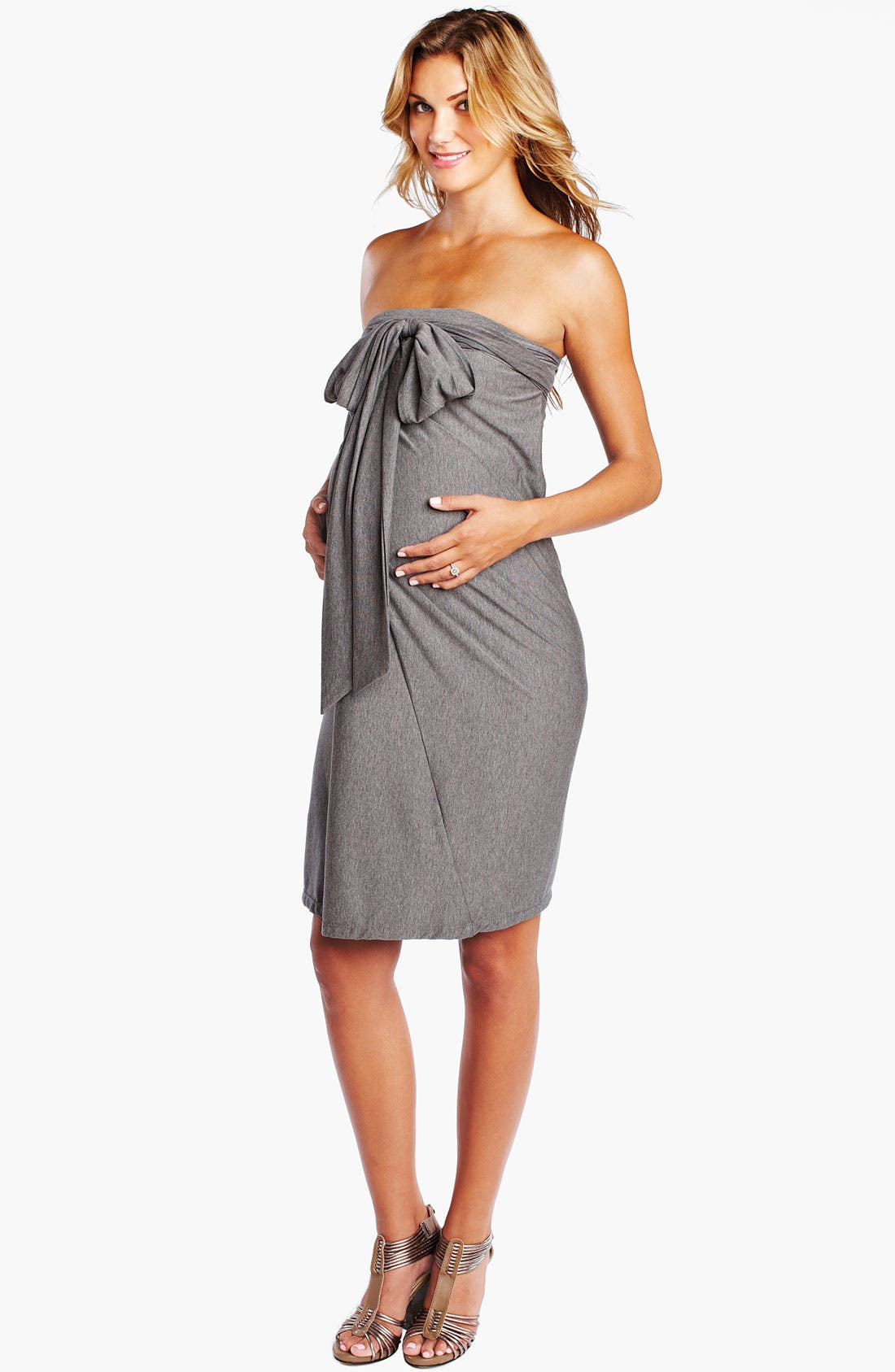 Alternate Image 3  - Maternal America Convertible Maternity Dress