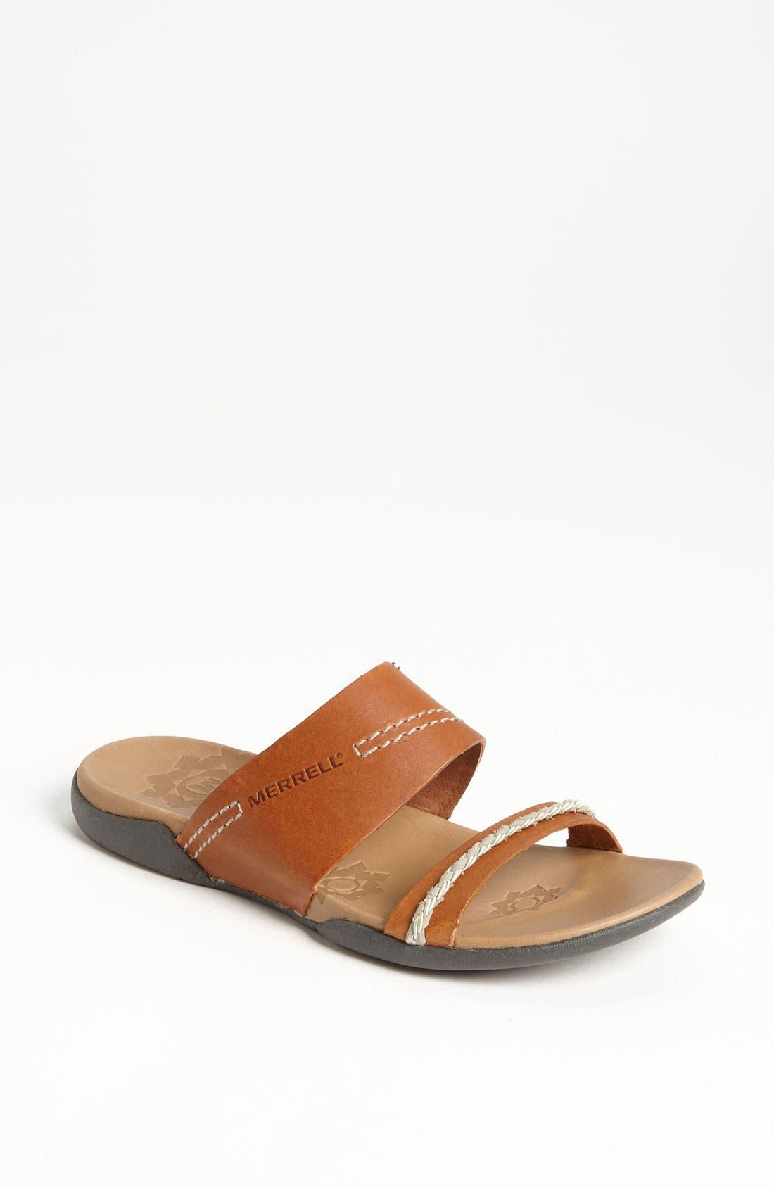 Alternate Image 1 Selected - Merrell 'Shudra' Sandal