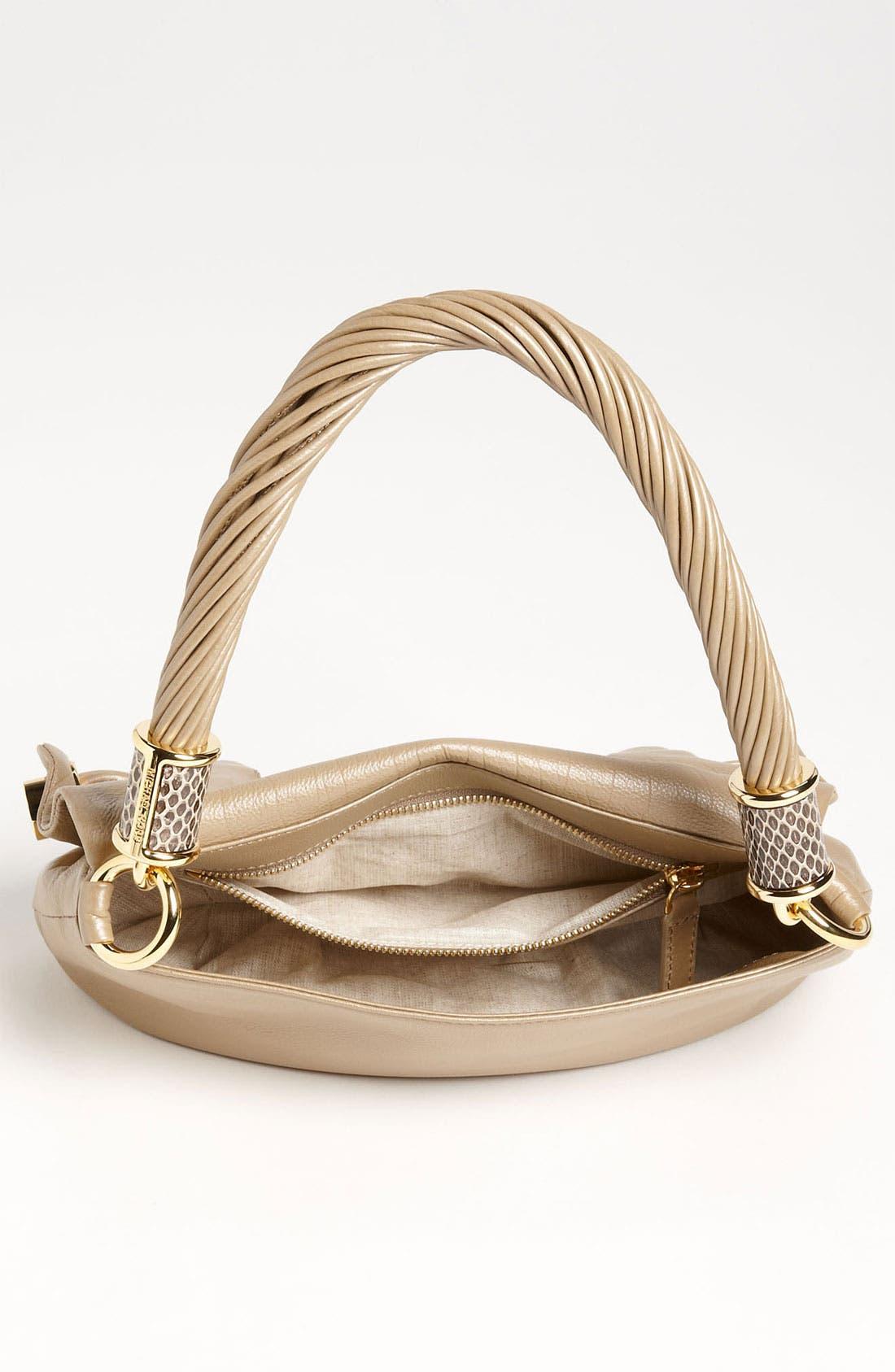 Alternate Image 3  - Michael Kors 'Tonne - Small' Calfskin Leather Shoulder Bag