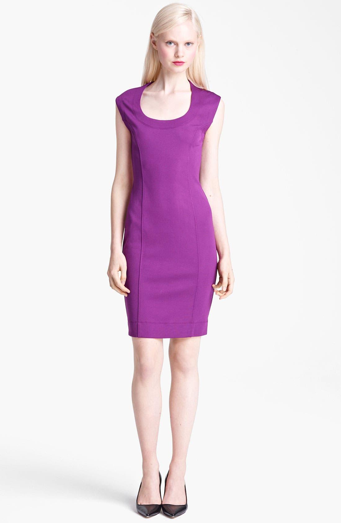 Main Image - Moschino Cheap & Chic Jersey Dress