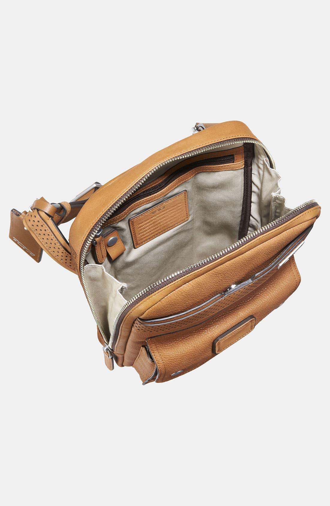 Alternate Image 4  - Tumi 'Ducati Retro - Bronco' Crossbody Bag