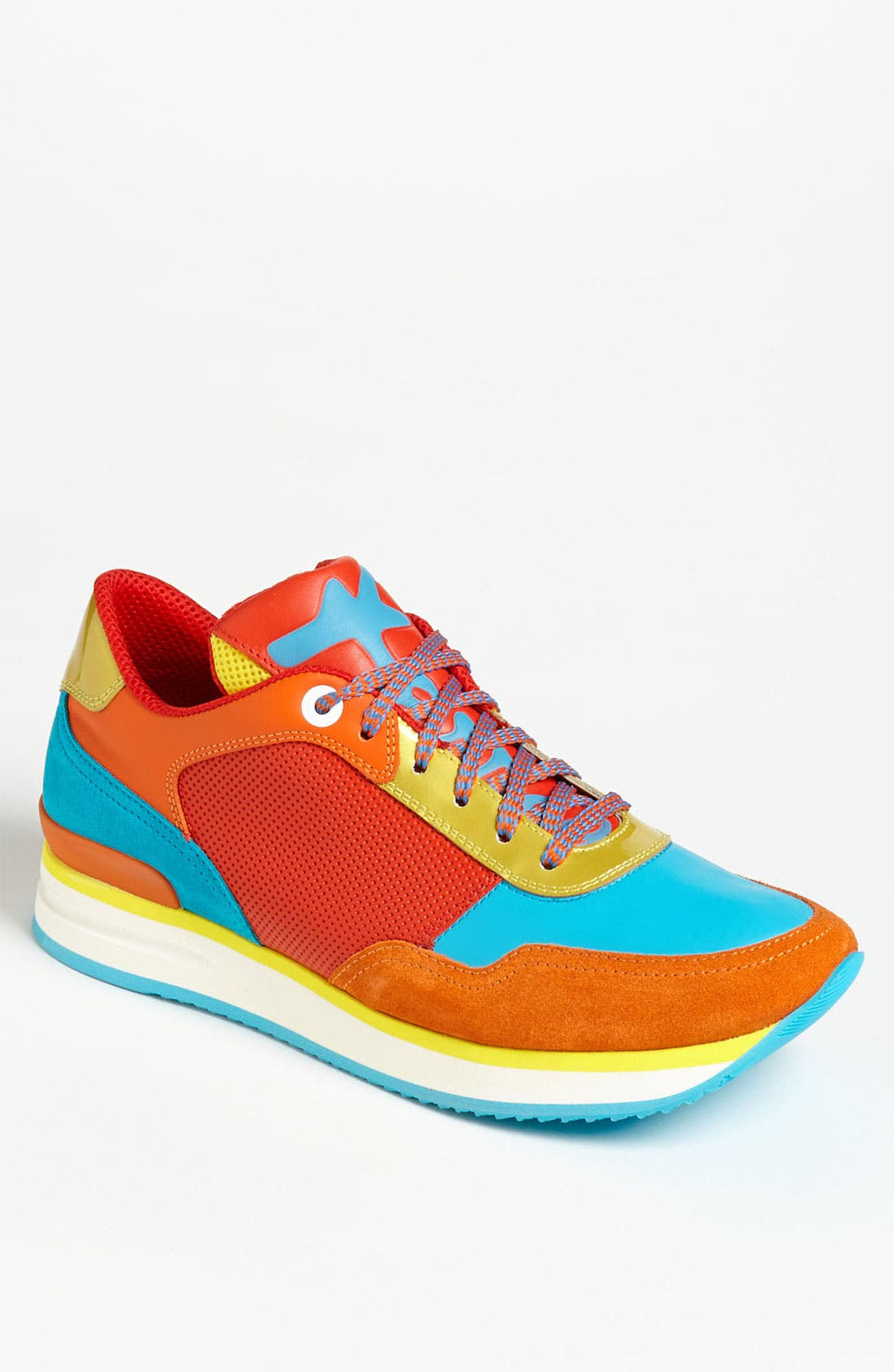 Alternate Image 1 Selected - Salvatore Ferragamo 'Tower' Sneaker (Men)
