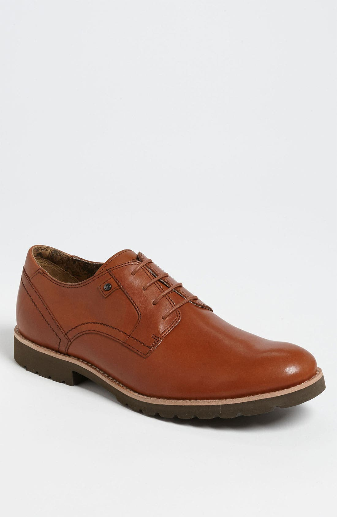Main Image - Rockport 'Ledge Hill' Plain Toe Derby