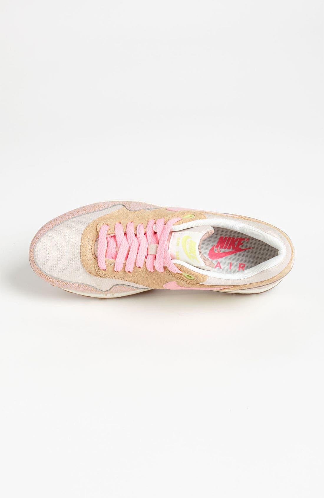 Alternate Image 4  - Nike 'Air Max 1 Vintage' Sneakers (Women)