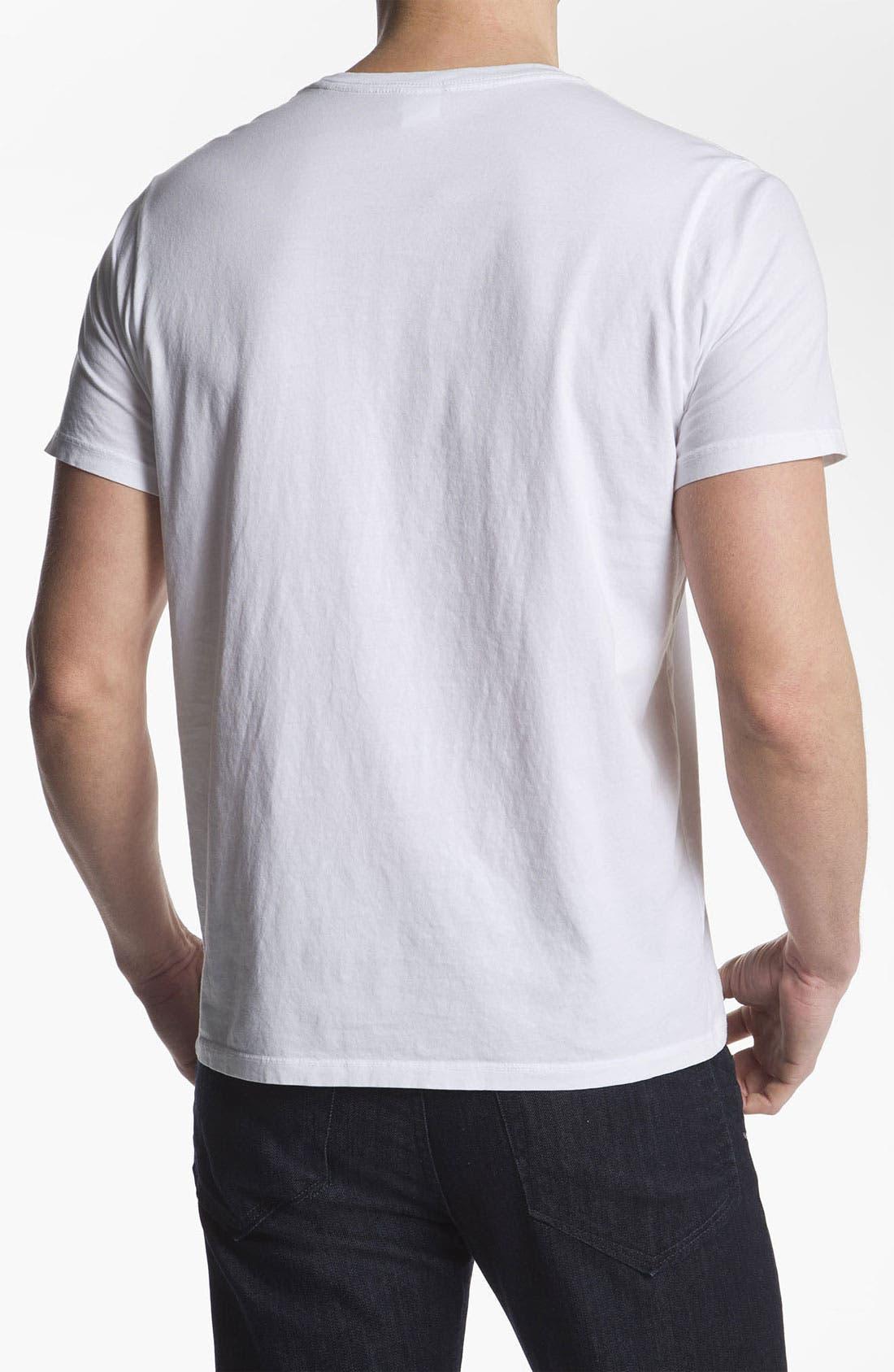 Alternate Image 2  - Junk Food 'Kiss' T-Shirt