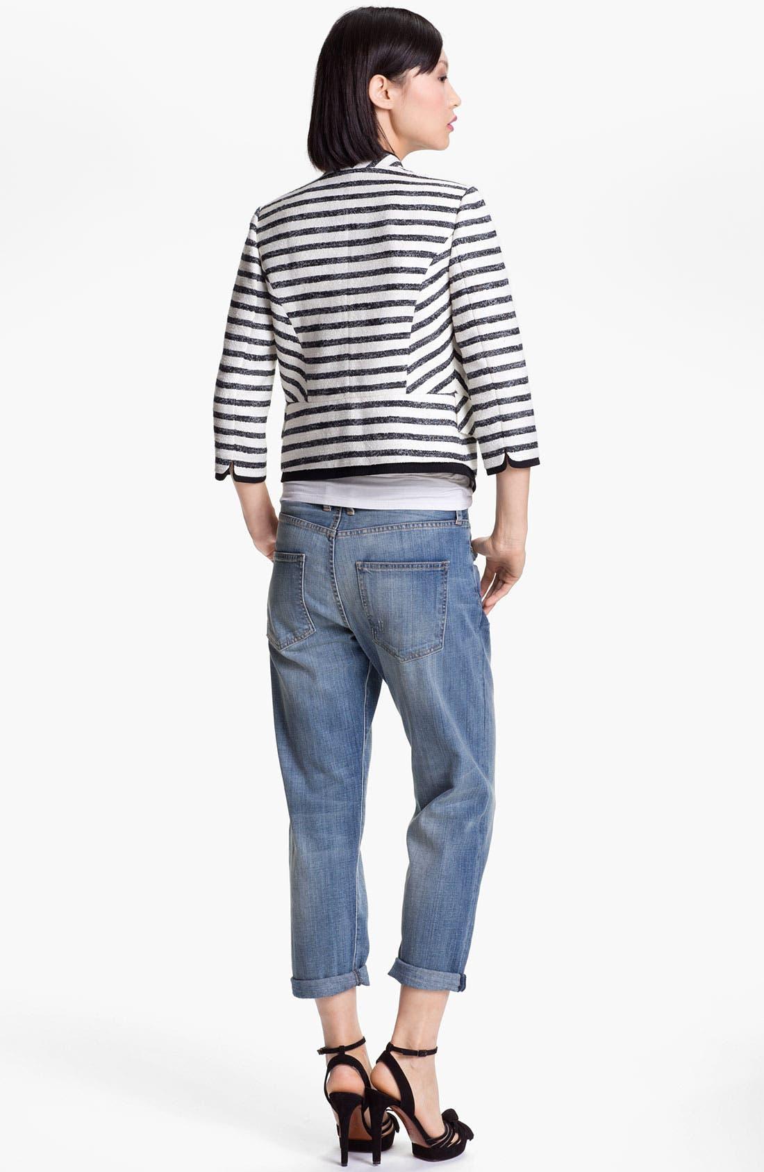 Alternate Image 2  - Mcginn 'Evan' Stripe Blazer