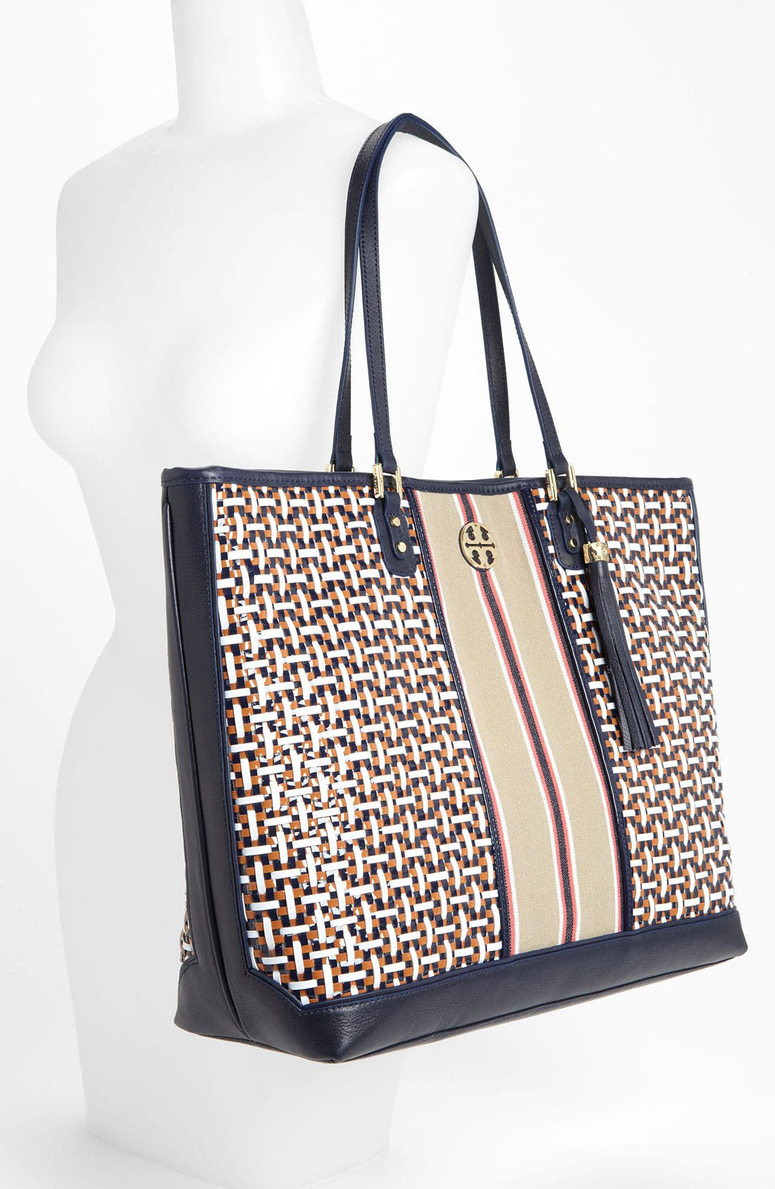 Alternate Image 2  - Tory Burch 'Vintage Logo' Tote