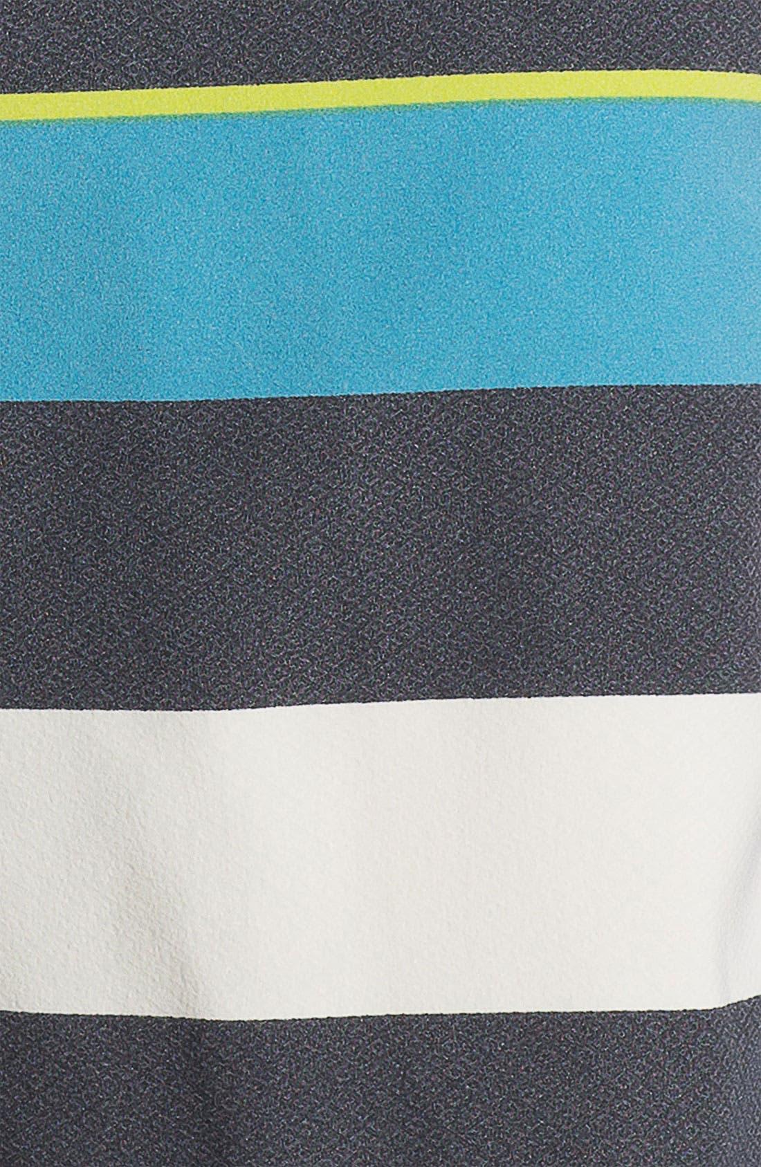 Alternate Image 3  - Quiksilver 'Cypher Brigg Scallop' Board Shorts