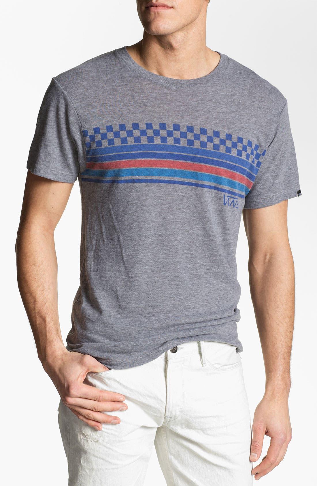 Alternate Image 1 Selected - Vans 'Pista' T-Shirt