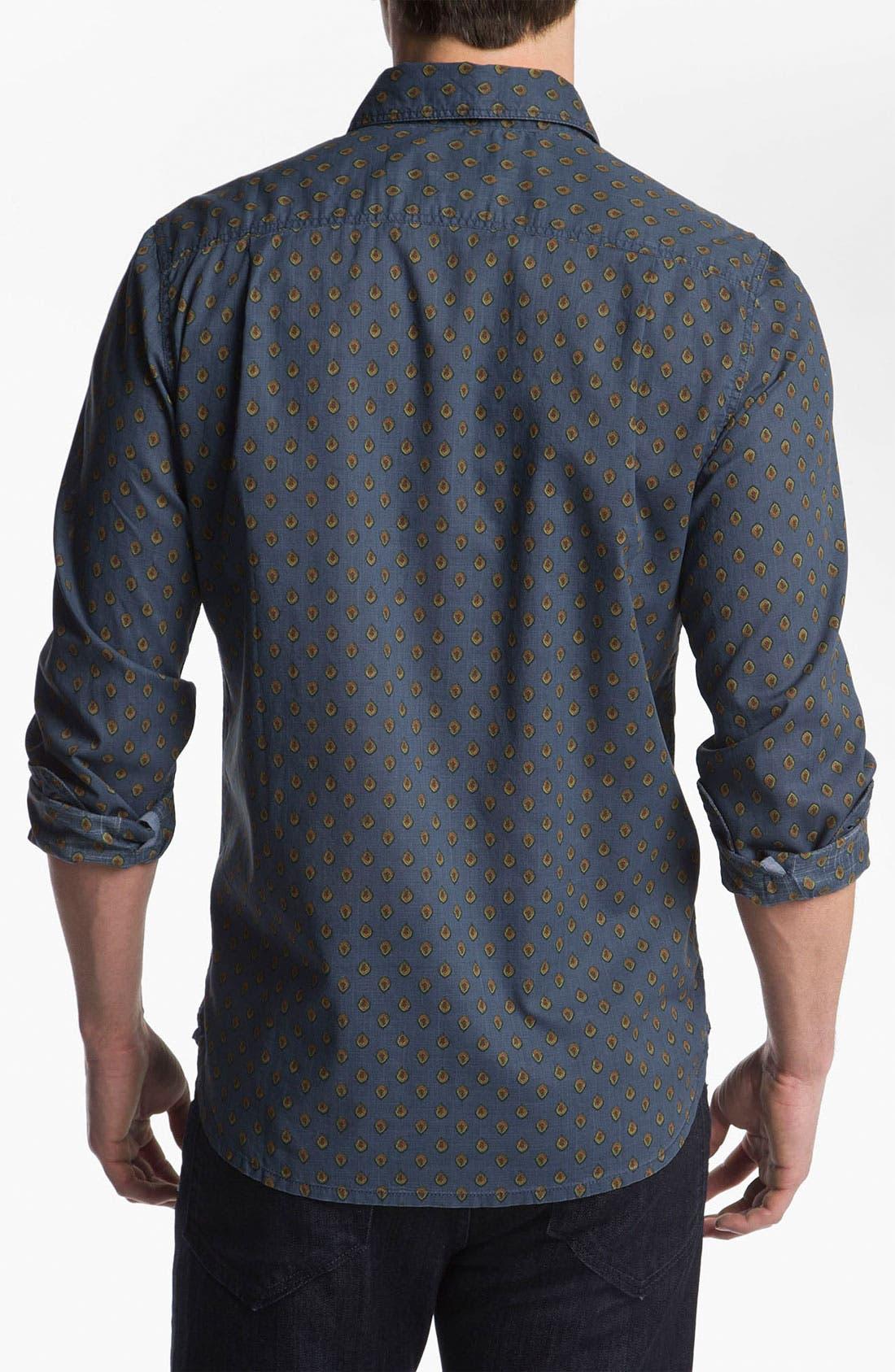 Alternate Image 2  - Woolrich John Rich 'William' Woven Shirt