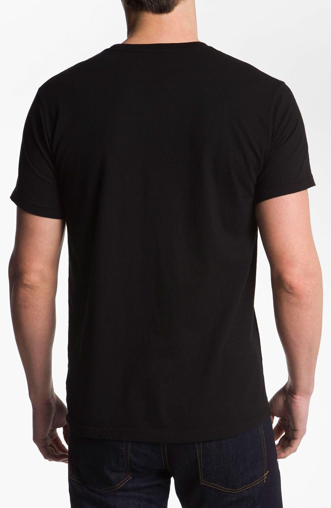 Alternate Image 2  - Tankfarm 'Black & Tan' T-Shirt