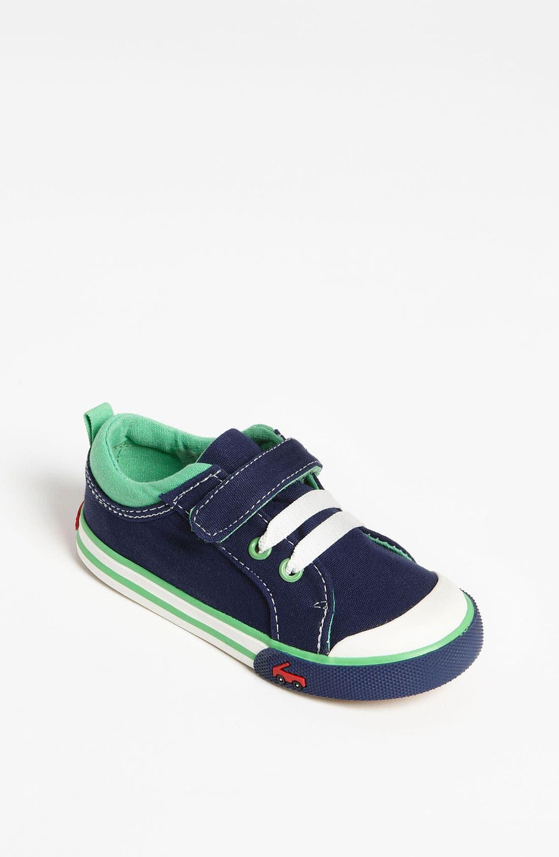 Alternate Image 1 Selected - See Kai Run 'Stevie' Sneaker (Baby, Walker & Toddler)