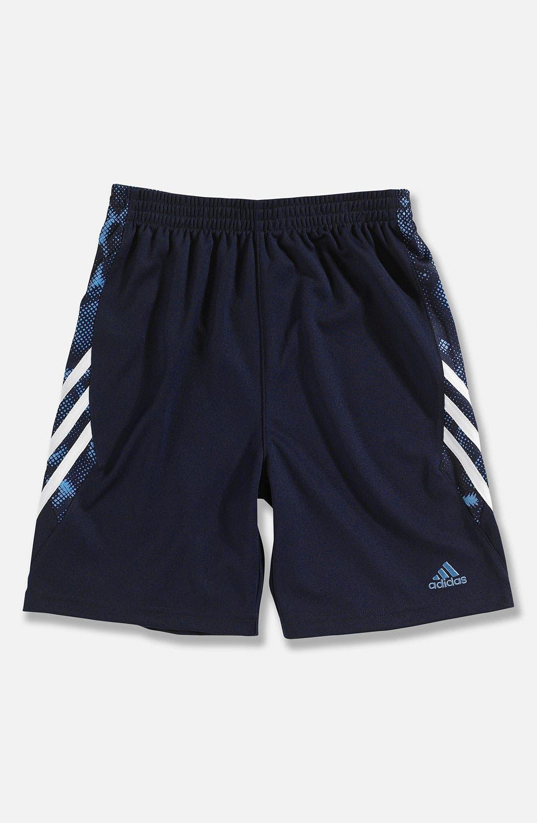 Alternate Image 1 Selected - adidas 'Lethal' Shorts (Little Boys)