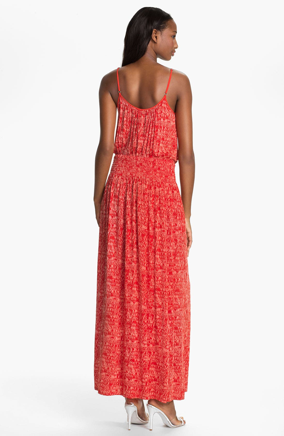 Alternate Image 2  - Tracy Reese Print Jersey Maxi Dress