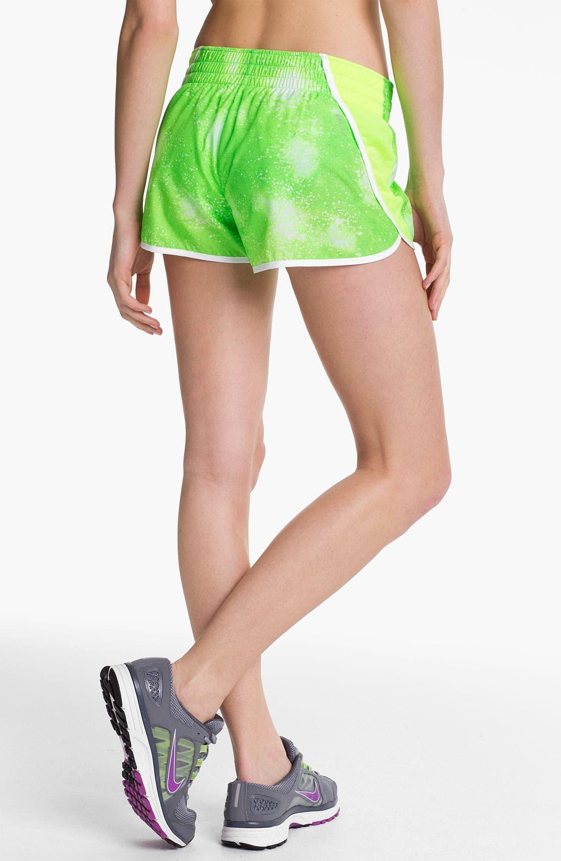Alternate Image 2  - Nike Print Dri-FIT Running Shorts