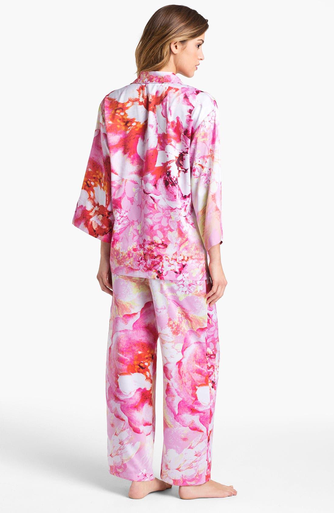 Alternate Image 2  - Natori 'Bellarocca' Pajamas