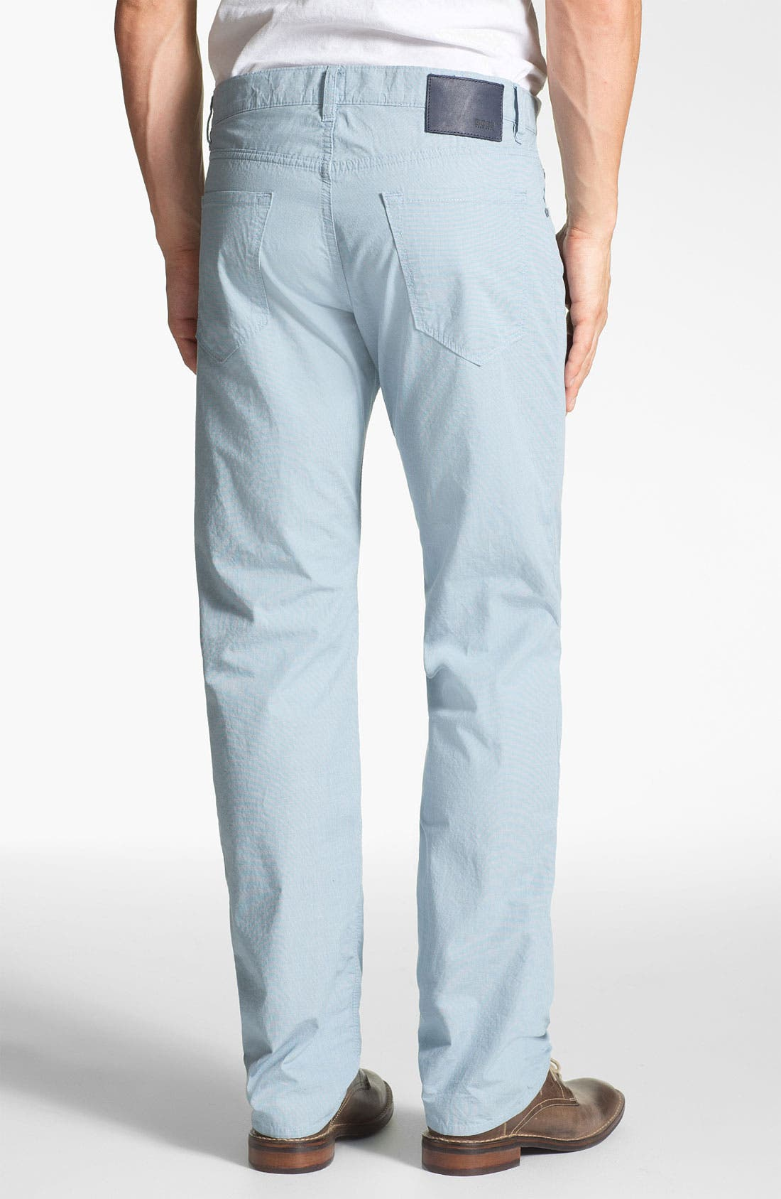 Alternate Image 2  - BOSS HUGO BOSS 'Maine' Regular Fit Pants