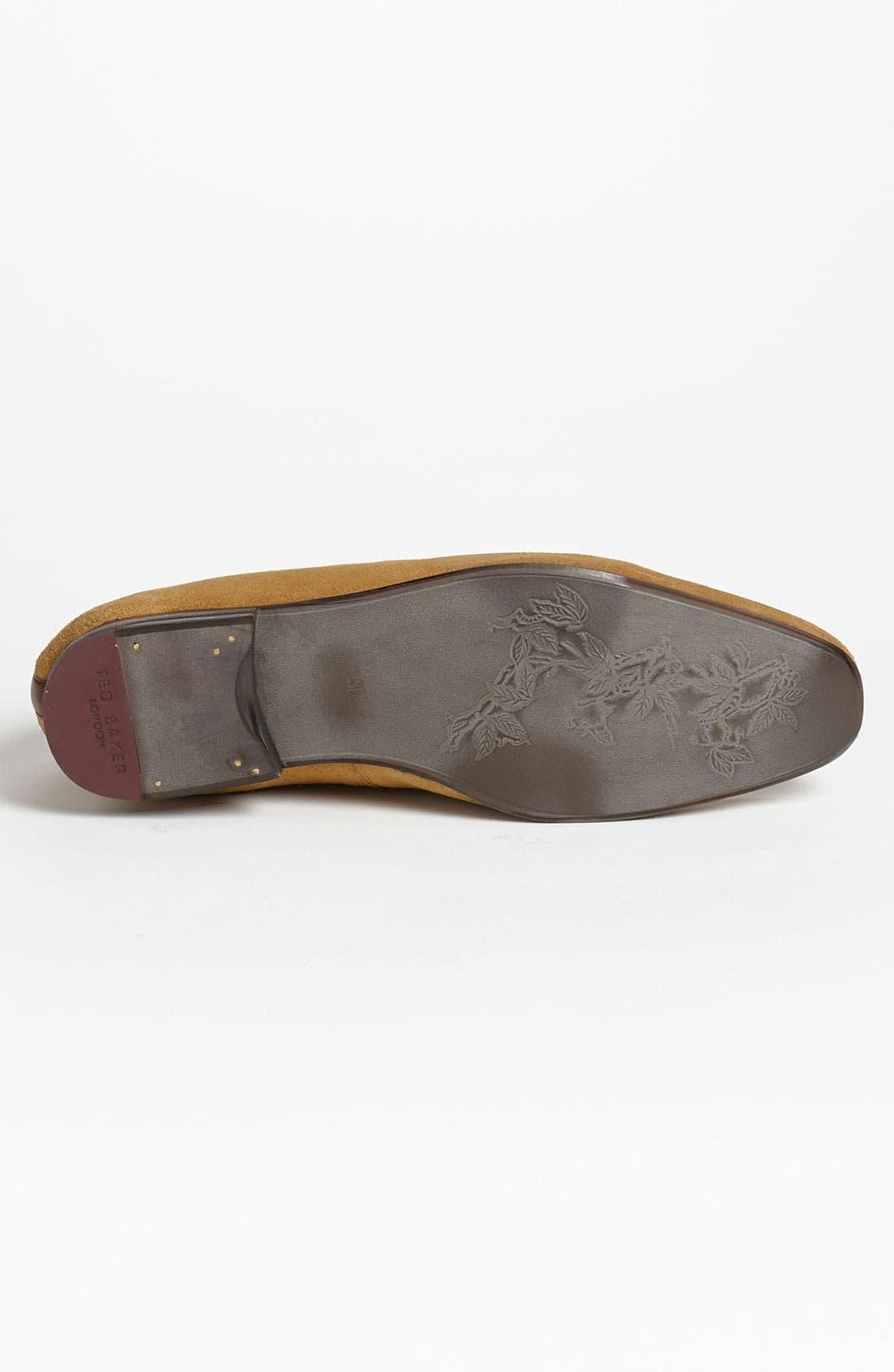 Alternate Image 4  - Ted Baker London 'Erdvis' Tassel Loafer