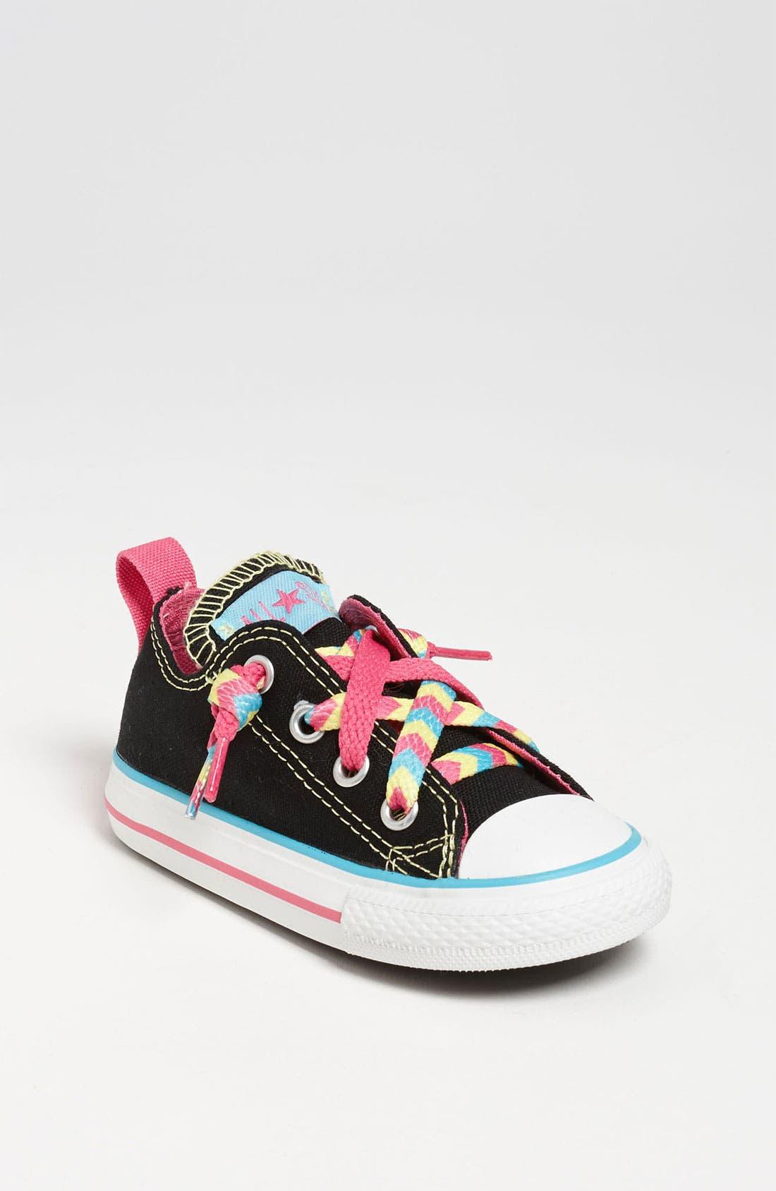 Alternate Image 1 Selected - Converse Chuck Taylor® All Star® 'Kriss N Kross' Sneaker (Baby, Walker & Toddler)