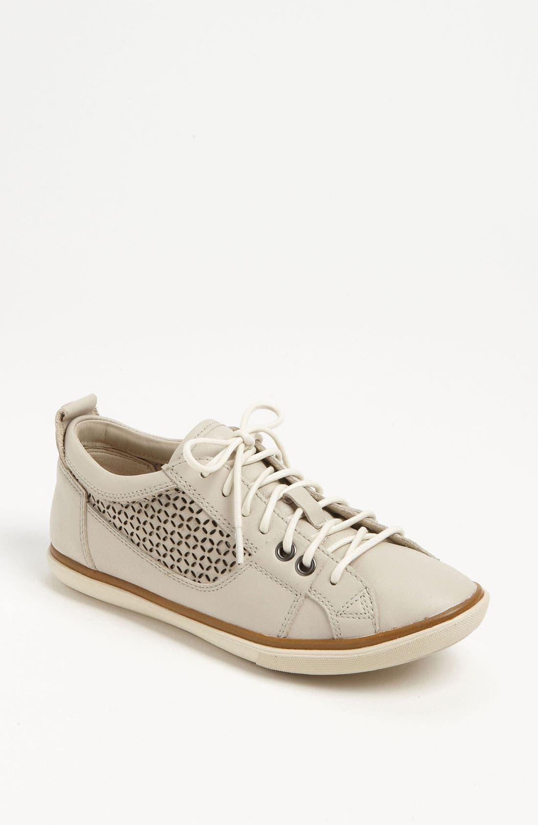 Alternate Image 1 Selected - Geox 'Alike' Sneaker (Women) (Online Only)