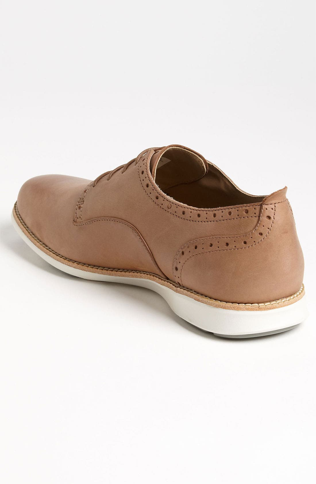 Alternate Image 2  - ECCO 'Clayton' Plain Toe Derby