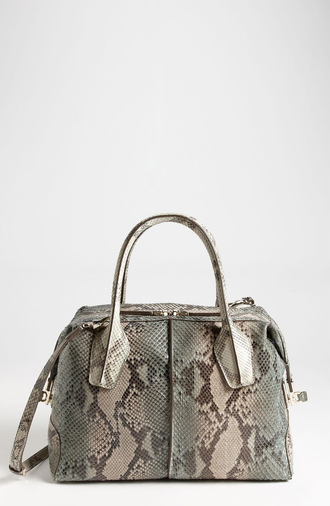 Main Image - Tod's 'D-Styling - Small' Leather Satchel
