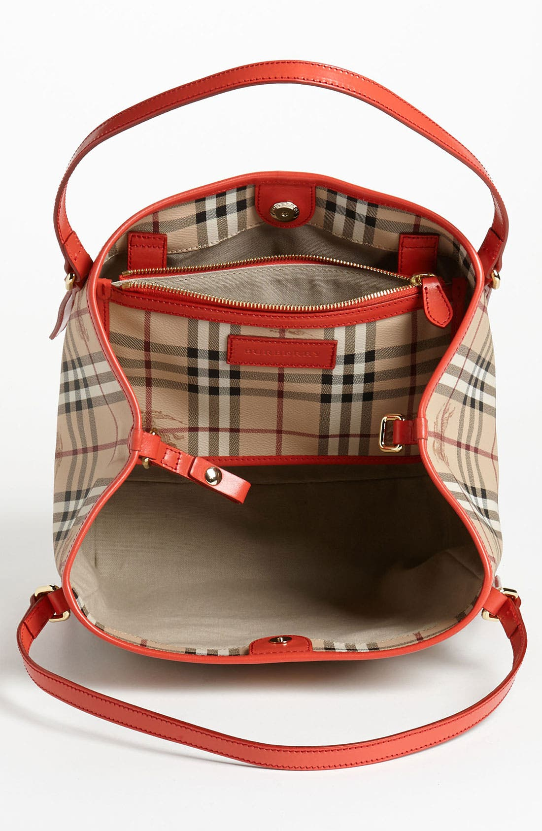 Alternate Image 3  - Burberry 'Haymarket Check' Tote