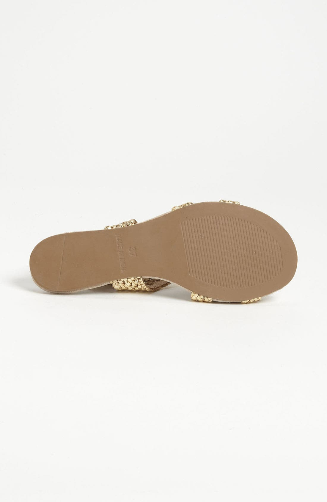 Alternate Image 4  - Topshop 'Hinders' Woven Sandal