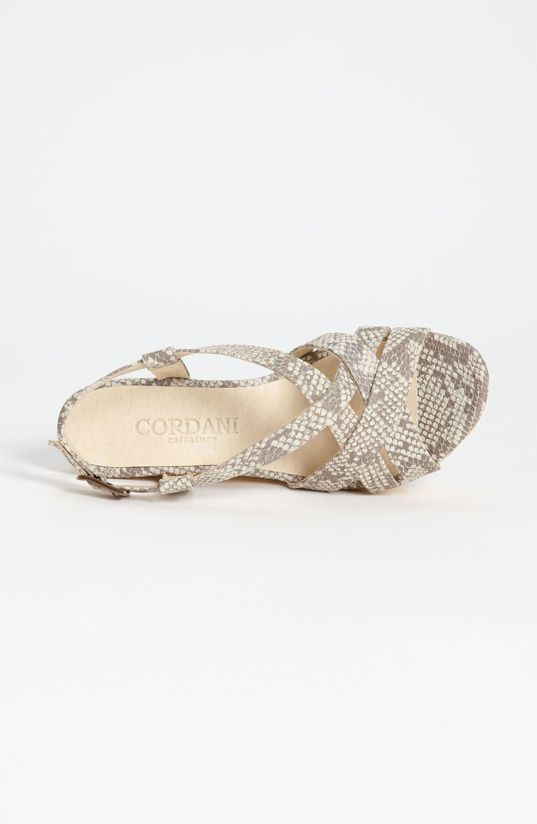 Alternate Image 3  - Cordani 'Jonas' Sandal
